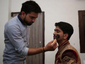 Top Groom Makeup in Udaipur